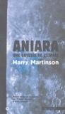 Harry Martinson - Aniara - Une odyssée de l'espace.