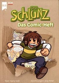 Harry Voss et Jörg Peter - Der Schlunz - Das Comic-Heft.