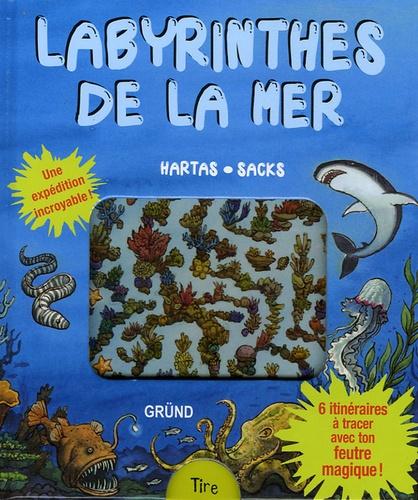 Hartas - Labyrinthes de la mer.
