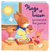 Hartmut Bieber - Hugo et Lison commencent leur journée.
