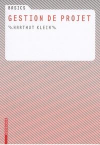 Gestion de projet - Hartmut Klein |
