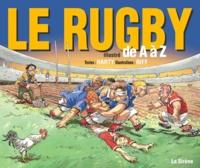 Harty - Le Rugby illustré de A à Z.
