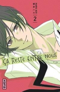 Haru Aoi - Ça reste entre nous, tome 2.
