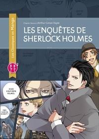 Arthur Conan Doyle et Haruka Komusubi - Les enquêtes de Sherlock Holmes.