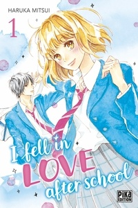 Haruka Mitsui - I fell in love after school T01.