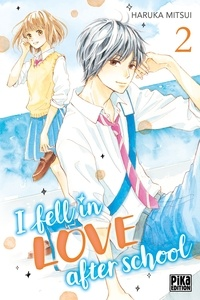 Haruka Mitsui - I fell in love after school T02.