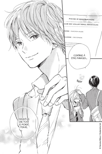 I fell in love after school Tome 1. - Haruka Mitsui - Livres - Furet du Nord