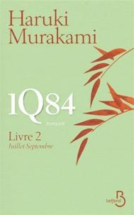 Téléchargement gratuit du livre audio pour iphone 1Q84 Livre 2 9782714449849 par Haruki Murakami in French