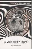 Haruki Murakami - A Wild Sheep Chase - 3D Glasses Included.