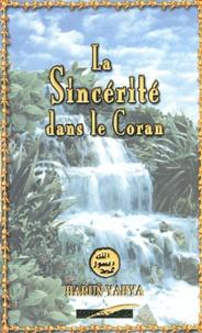 Deedr.fr La Sincérite dans le Coran Image