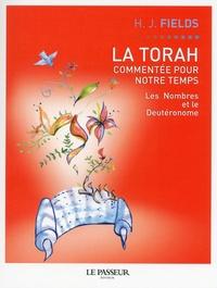 Ucareoutplacement.be La Torah commentée pour notre temps - Tome 3, Les Nombres, Le Deutéronome Image