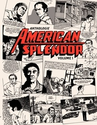 Harvey Pekar - Anthologie American Splendor - Volume 1.