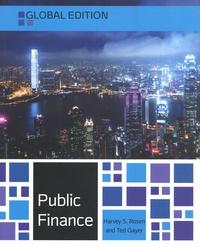 Harvey Rosen et Ted Gayer - Public Finance - Global Edition.