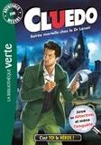 Hasbro - Aventure sur mesure Cluedo 15 - Soirée mortelle pour le Dr Lenoir.
