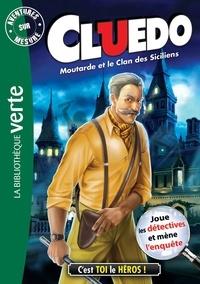Hasbro - Aventure sur mesure Cluedo 17 - Moutarde et le Clan des Siciliens.