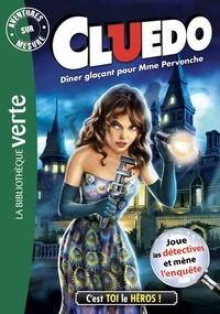 Hasbro - Aventure sur mesure Cluedo 18 - Dîner glaçant pour Mme Pervenche.