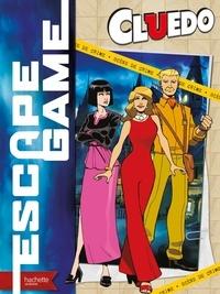 Hasbro - Escape game Cluedo.
