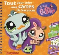 Hasbro - Littlest PetShop Tout pour créer mes cartes de vacances.