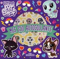 Hasbro - Mes 250 autocollants Littlest pet shop.