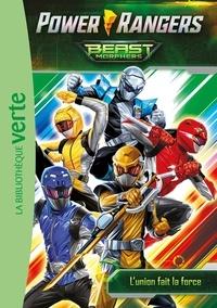Hasbro - Power Rangers 02 - L'union fait la force !.