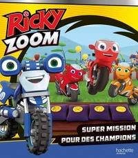 Hasbro - Ricky Zoom  : Super mission pour des champions.