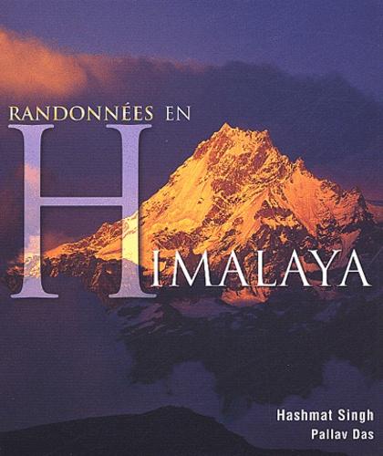 Hashmat Singh et Pallav Das - Randonnées en Himalaya.