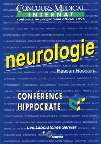 Hassan Hosseini - Neurologie - Conférence Hippocrate, Concours médical internat, conforme au programme officiel 1998.