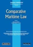 Hassania Cherkaoui - Comparative Maritime Law.