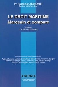 Deedr.fr Le droit maritime marocain et comparé Image