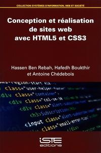 Hassen Ben Rebah et Hafedh Boukthir - Conception et réalisation de sites web avec HTML5 et CSS3.