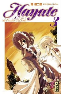 Hata Kenjiro - Hayate The combat butler - Tome 3.