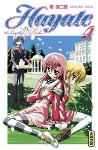Hata Kenjiro - Hayate The combat butler - Tome 4.