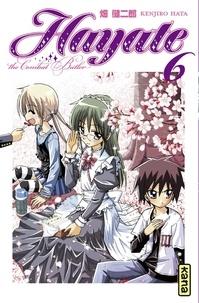 Hata Kenjiro - Hayate The combat butler - Tome 6.