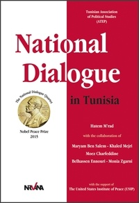 Hatem M'rad - National Dialogue in Tunisia.