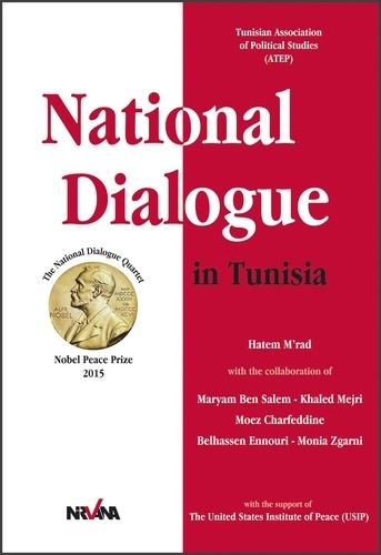 Hatem M'rad - National Dialogue in Tunisia - Nobel Peace Prize 2015.