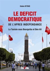 Galabria.be Le déficit démocratique de l'après-independance - La Tunisie sous Bourguiba et Ben Ali Image