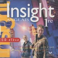 Hatier - Anglais 1e Insight - CD audio élève.
