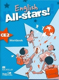 Hatier - Anglais CE2 English All Stars - Workbook.