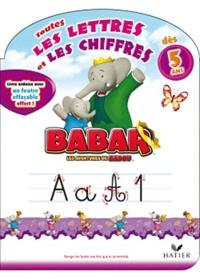 Histoiresdenlire.be Babar - Toutes les lettres et les chiffres dès 5 ans Image