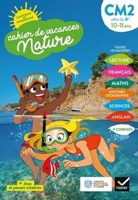 Hatier - Cahier de vacances nature du CM2 à la 6e - Toutes les matières.