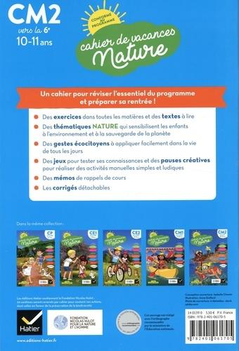 Cahier de vacances nature du CM2 à la 6e. Toutes les matières  Edition 2020