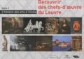 Hatier - Découvrir des chefs-d'oeuvre du Louvre - L'histoire des arts à l'école Cycle 3. 1 Cédérom