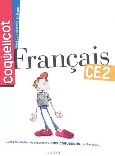 Francais Ce2 Coquelicot Ressources Audio En Ligne Grand Format