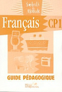 Français CP1 Soleils du monde - Guide pédagogique.pdf