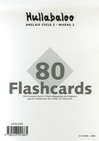Histoiresdenlire.be Hullabaloo Cycle 3 niveau 2 80 flashcards Image