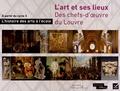 Hatier - L'art et ses lieux, des chefs-d'oeuvre du Louvre Cycle 3. 1 Cédérom