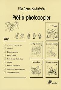 Hatier - L'île au Coeur-de-Palmier CP - Prêt-à-photocopier.