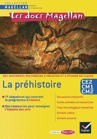 Deedr.fr Les docs Magellan : la préhistoire - CE2, CM1, CM2 Image