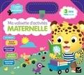 Hatier - Ma valisette d'activités maternelle - 3 ans, petite section.