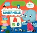 Hatier - Ma valisette d'activités maternelle - 4 ans, moyenne section.